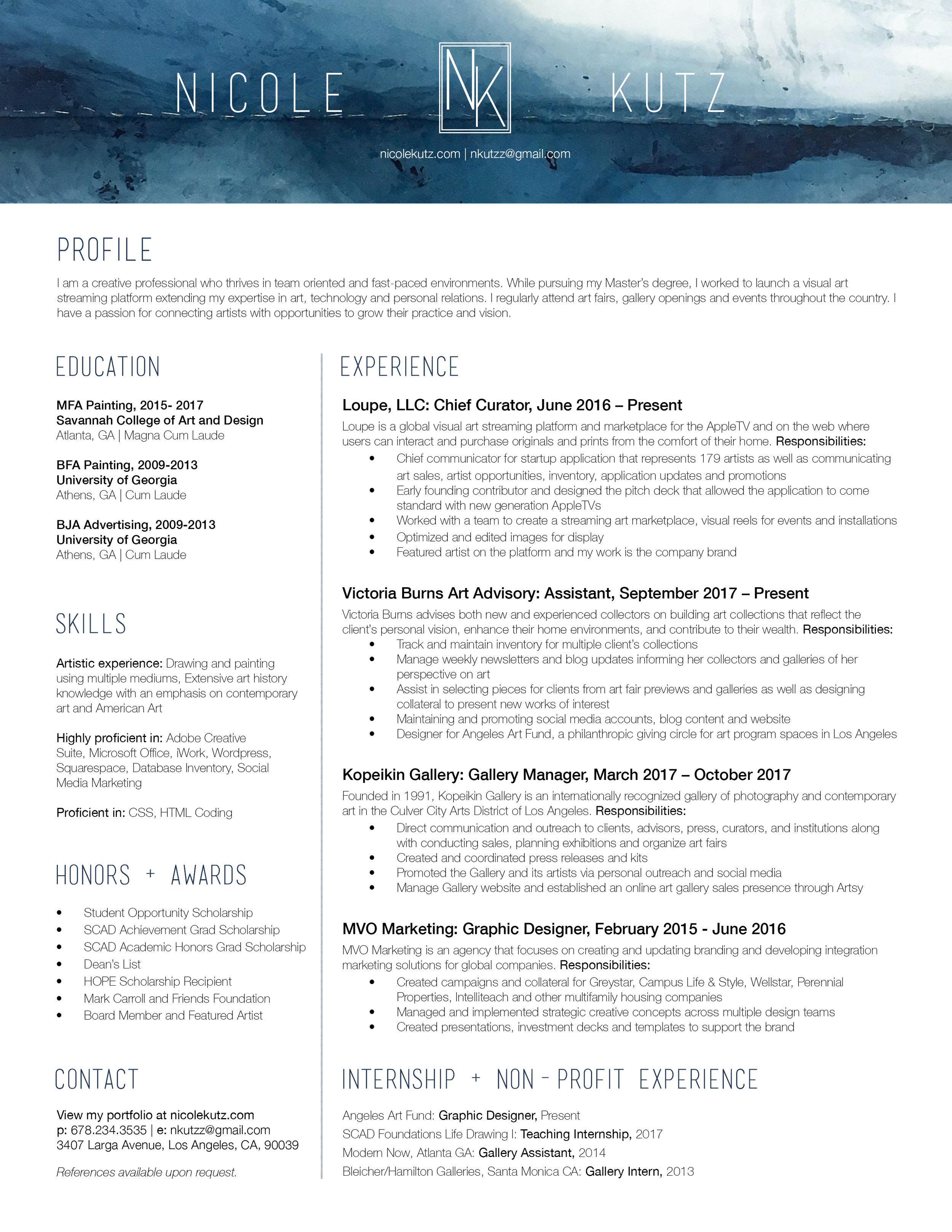 nicole-kutz-resume