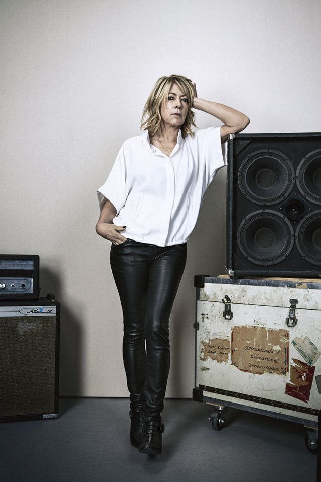 Kim Gordon for S MODA