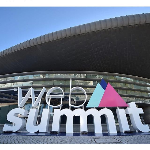 We will be attending @websummit this week in Lisbon. Stay tuned!!