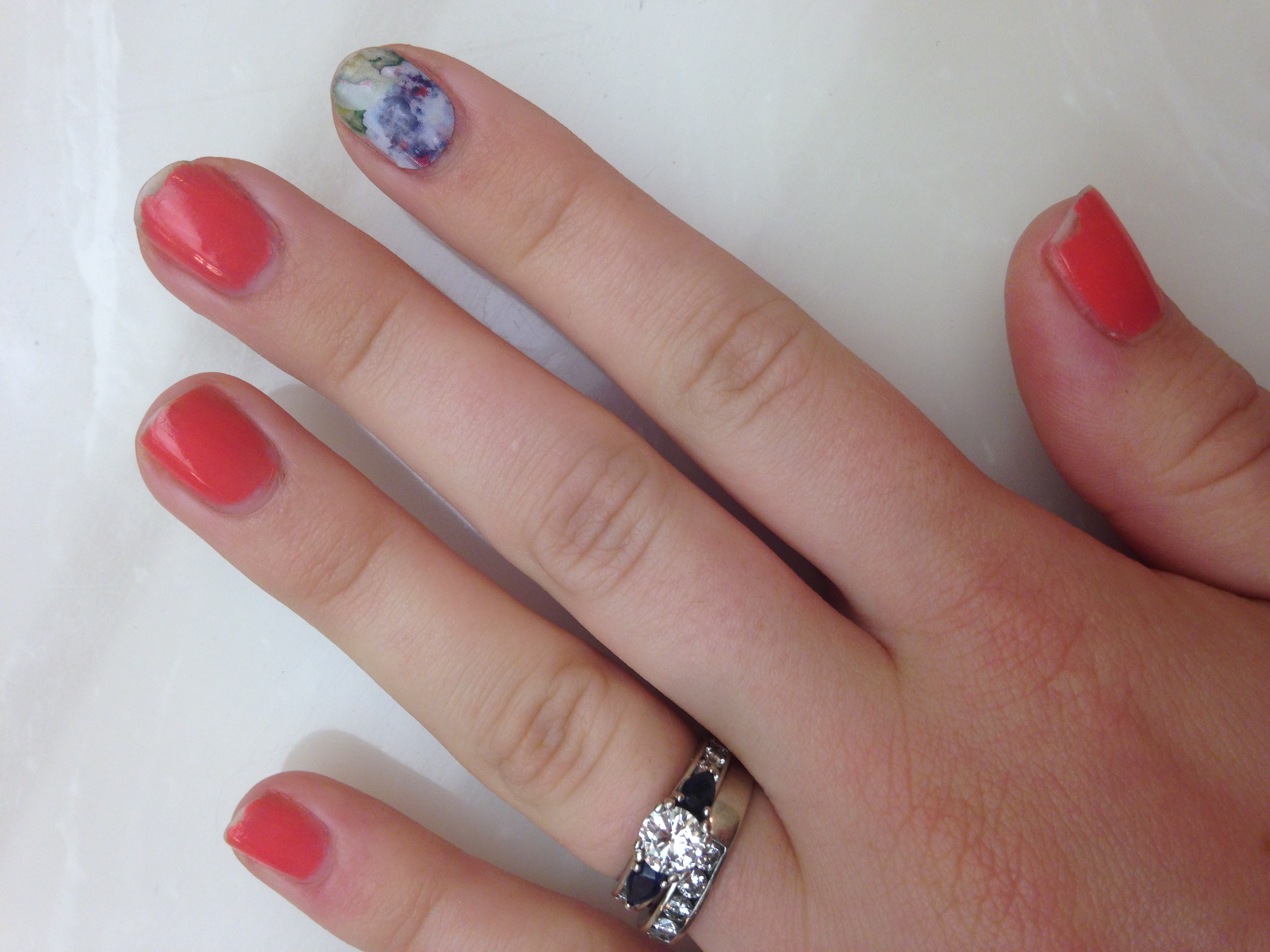 Day 7 Jamberry Test