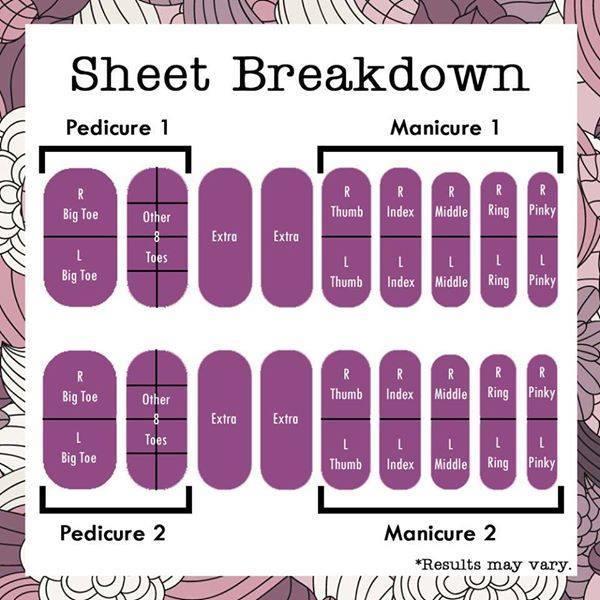 1 Jamberry Sheet Break