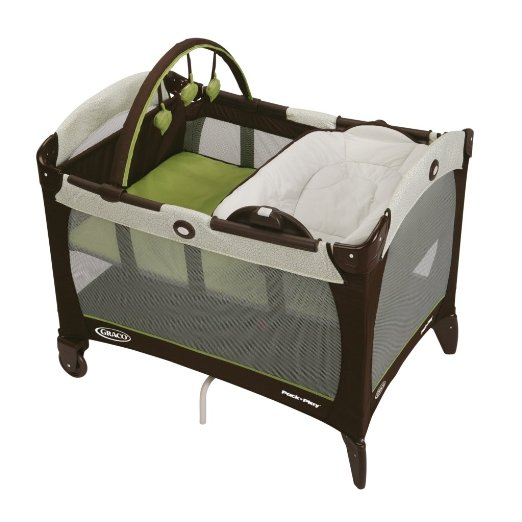 Pack N Play with Changing Pad Attachment