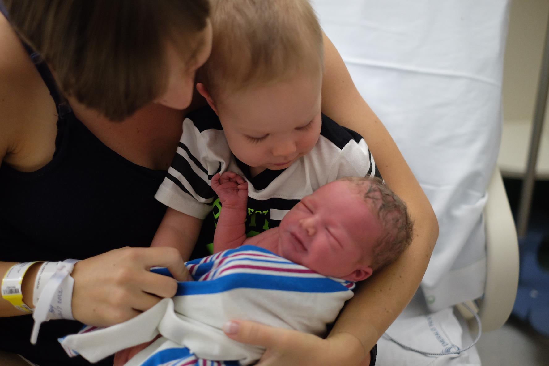 Natural Birth {ReagsAndTabs.com}