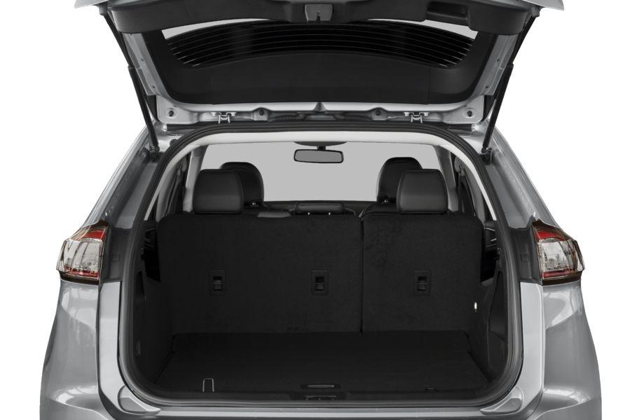 Ford Edge Trunk {ReagsAndTabs.com}