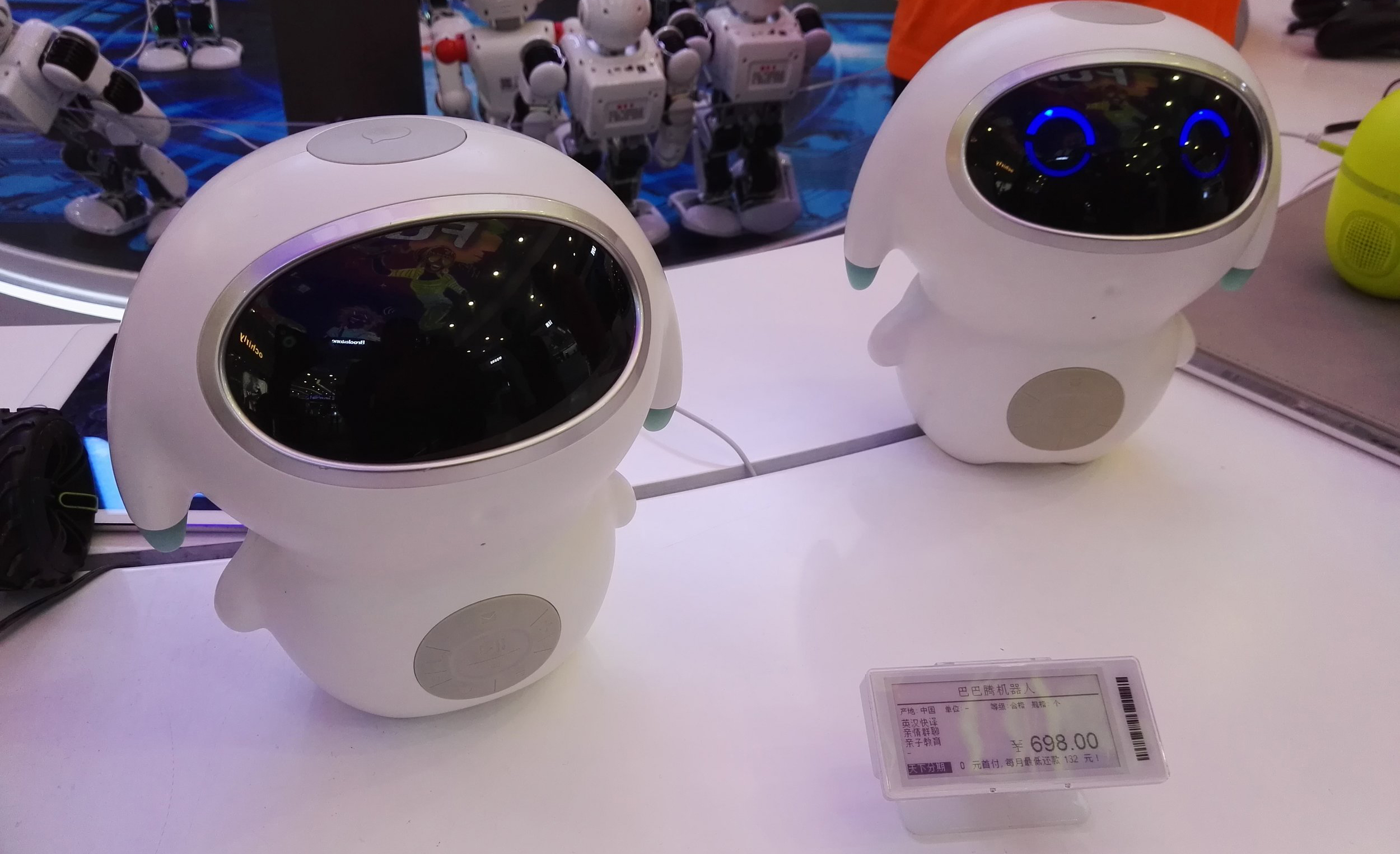 Electronics stores with esLabels digital price labels