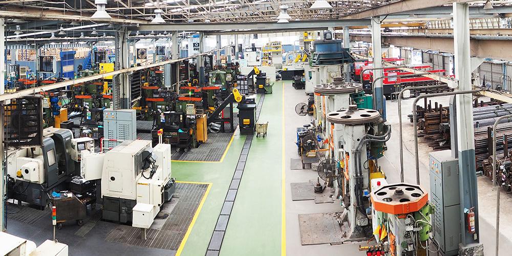 Using ESLs for manufacturing