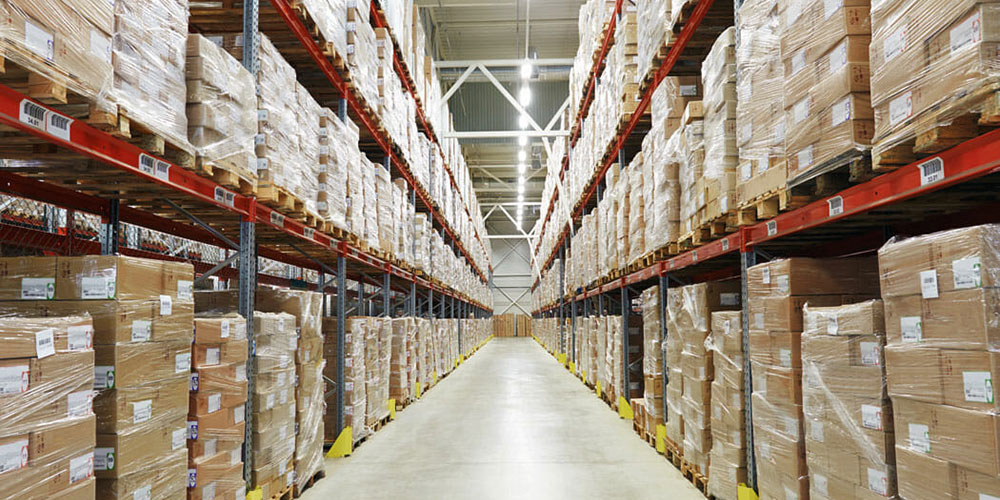Using Electronic Shelf Labels for warehousing