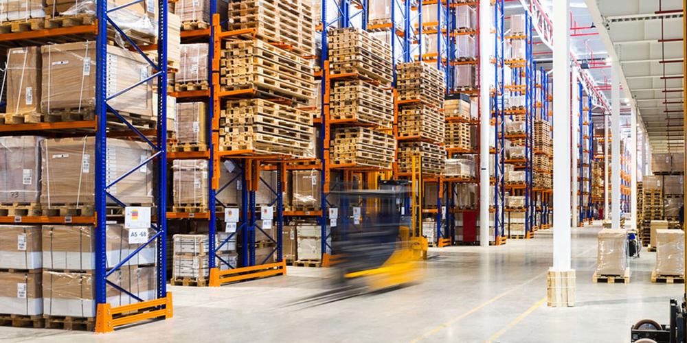 Using ESLs for warehousing