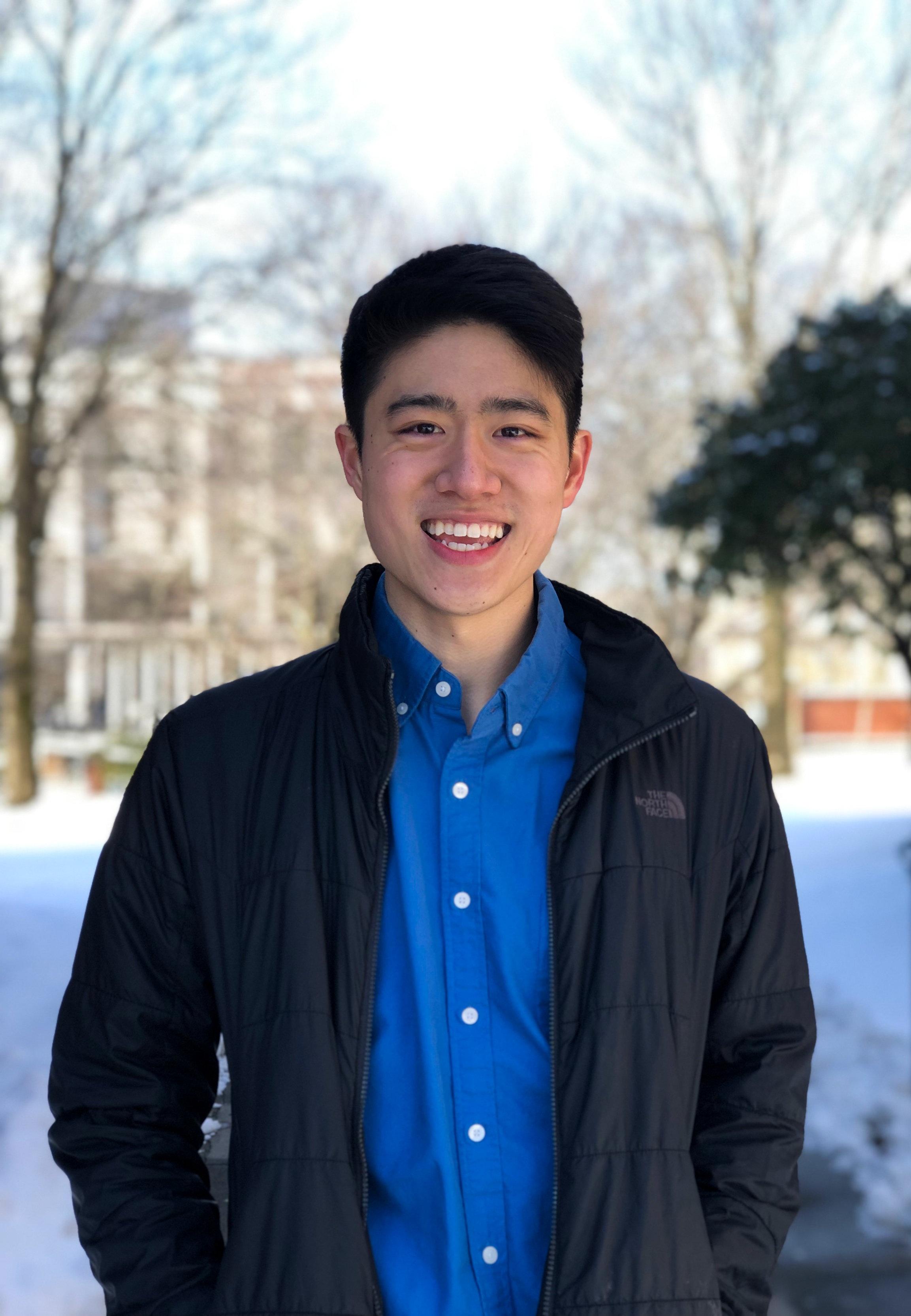 William Zhou - UCS President