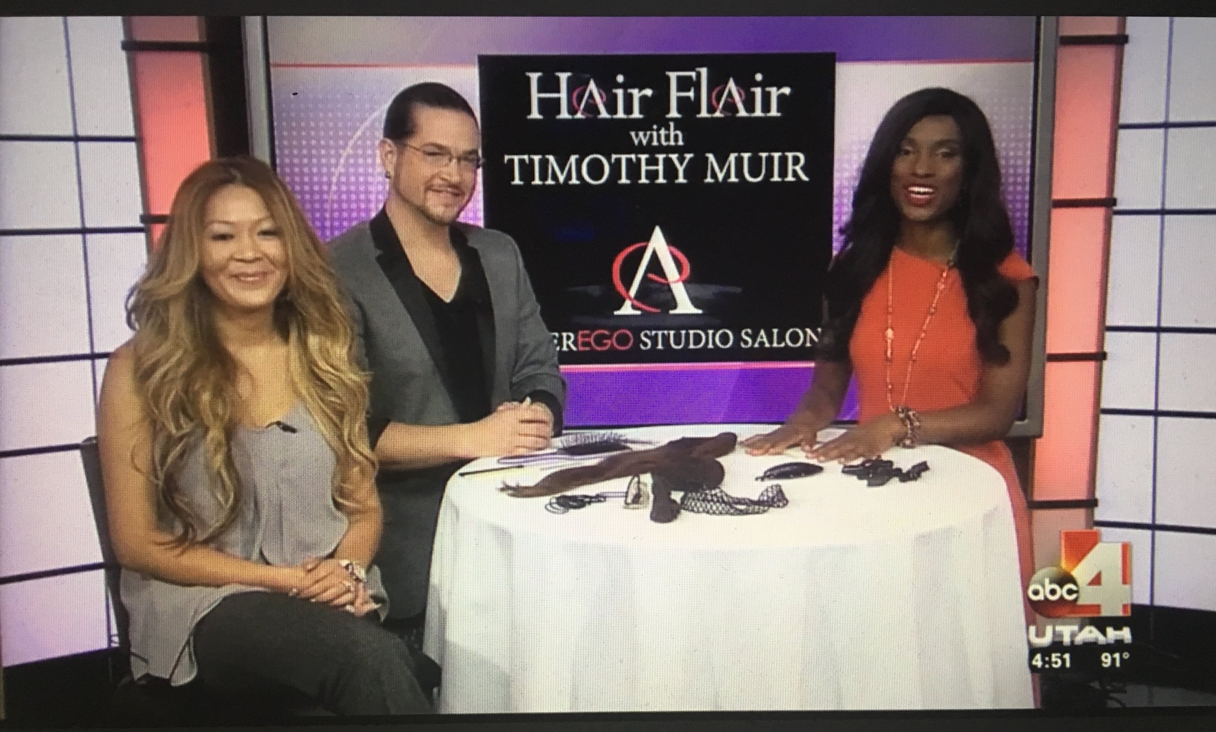 ABC 4 UTAH - 5 Best Accessories for Jazzing Up    Your Hair