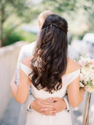Photo by  Lauren Kinsey Fine Art Wedding Photography  via  Style Me Pretty