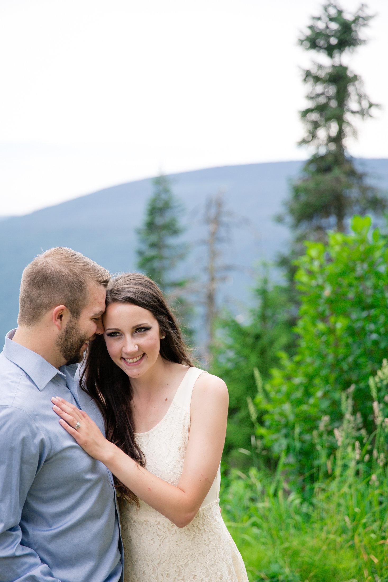 Grouse Mountain Shoot