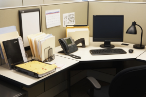 Hopefully, your desk looks more like this now!