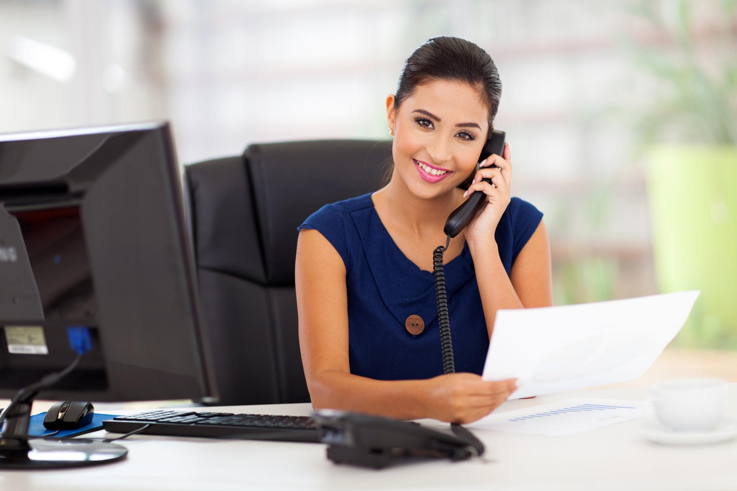 virtual executive assistant