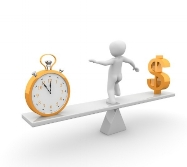 Time is money for a virtual assistant