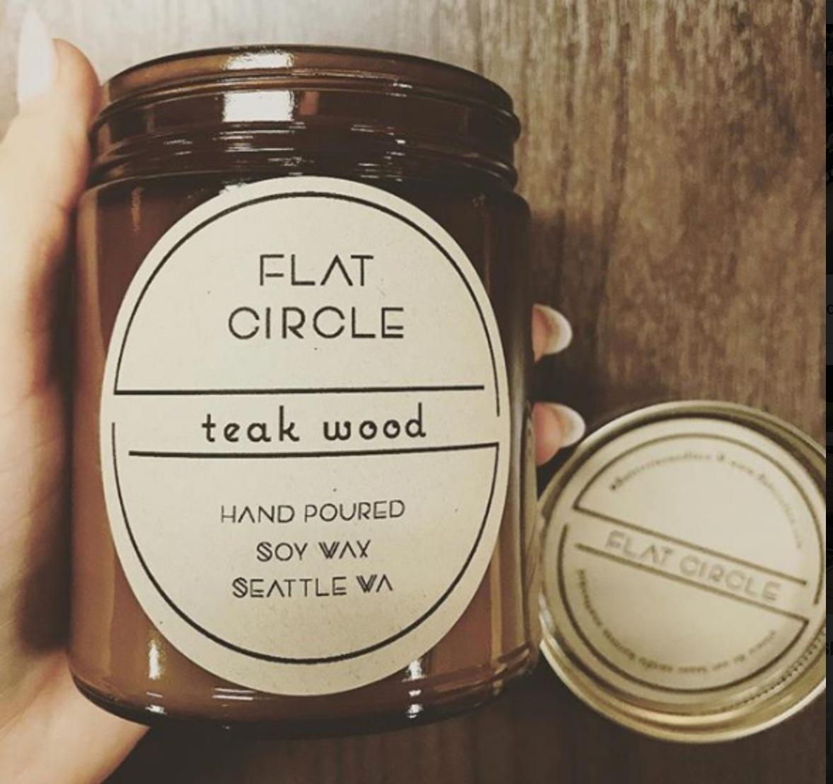 Flat Circle Candle Co.