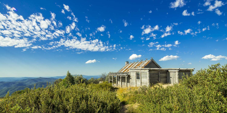 Craig's Hut, Victorian High Country, Australia