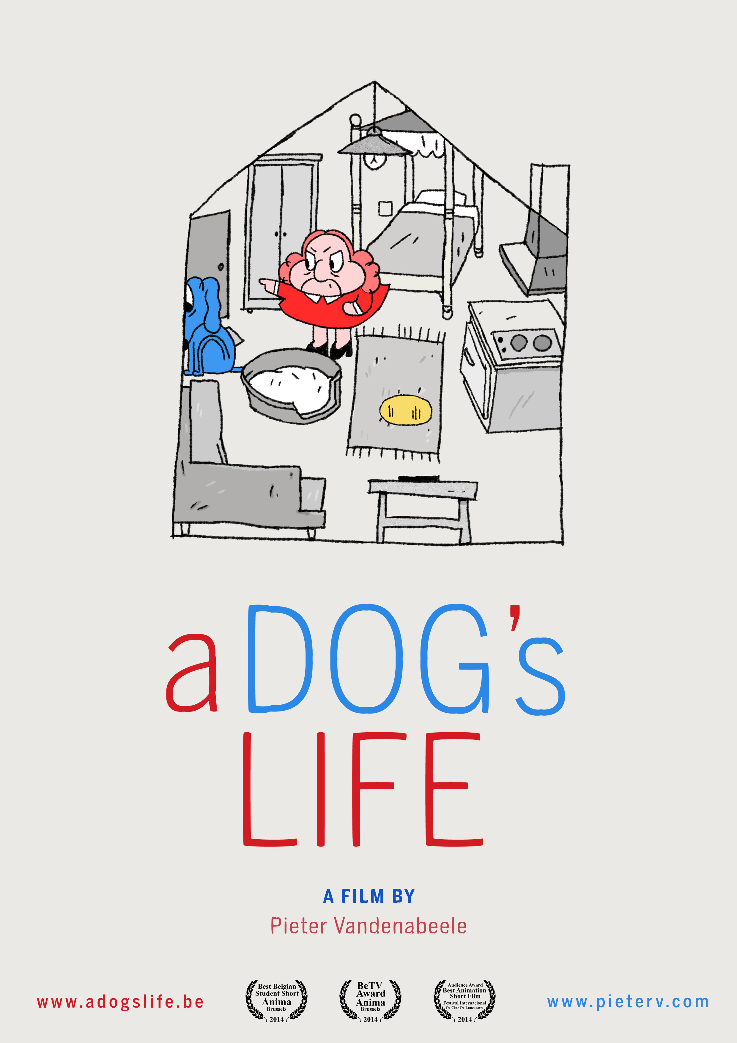 A Dog's Life poster