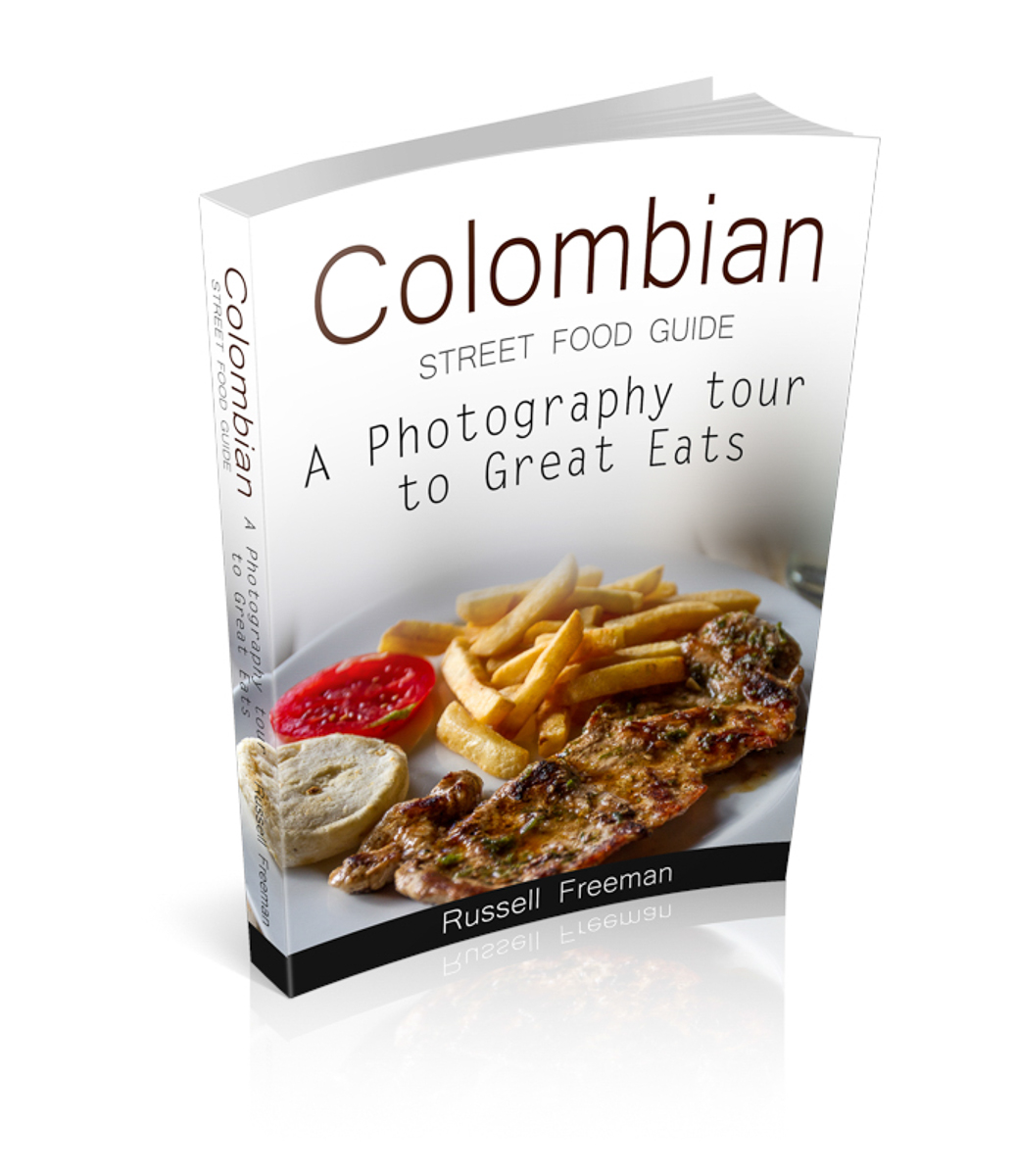 Colombia Street Food Guide