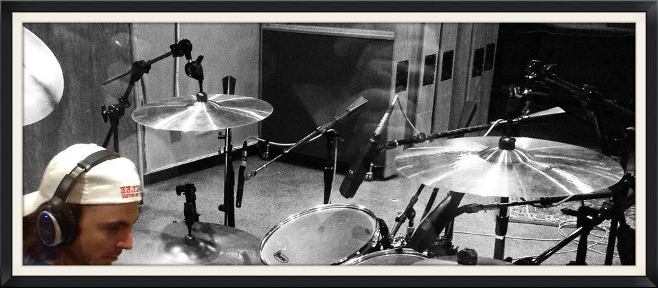 At Berklee Studios, Boston, MA