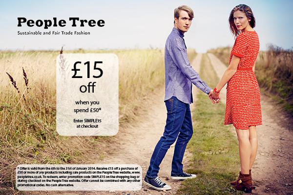 People Tree offer