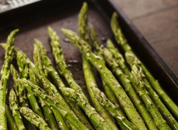 asparagus the simple things blog