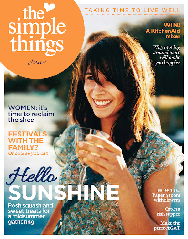 The Simple Things cover June issue