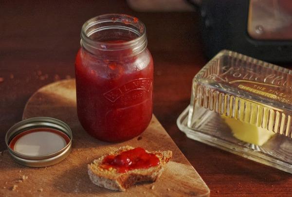 autumn jam recipe ideas