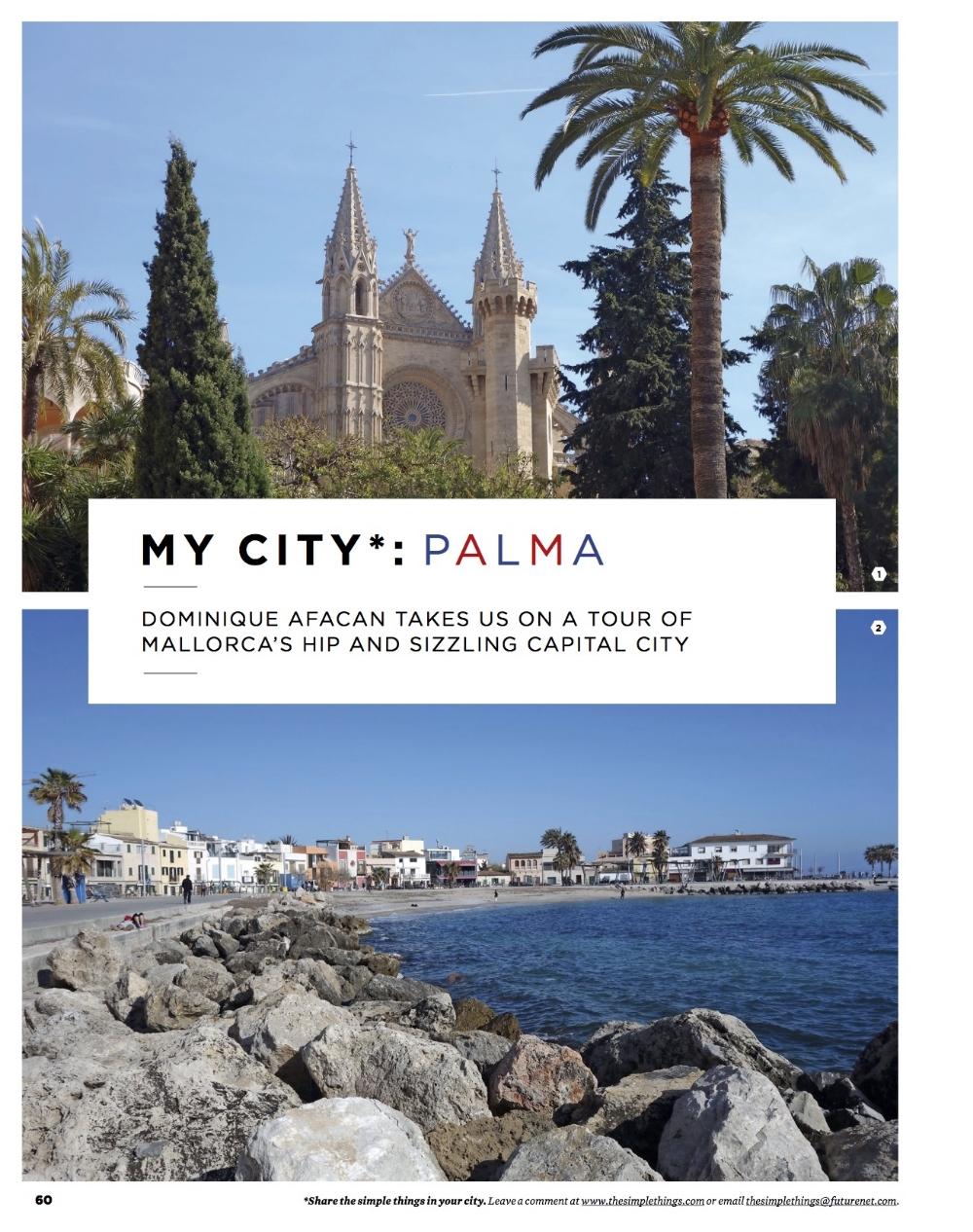 Palma city guide