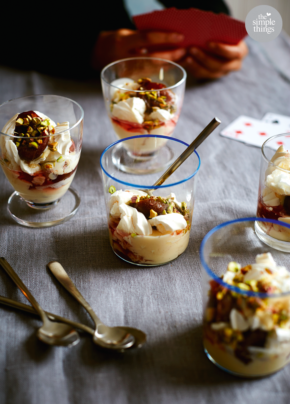 Autumn mess recipe - photography, food styling and recipe: Mowie Kay