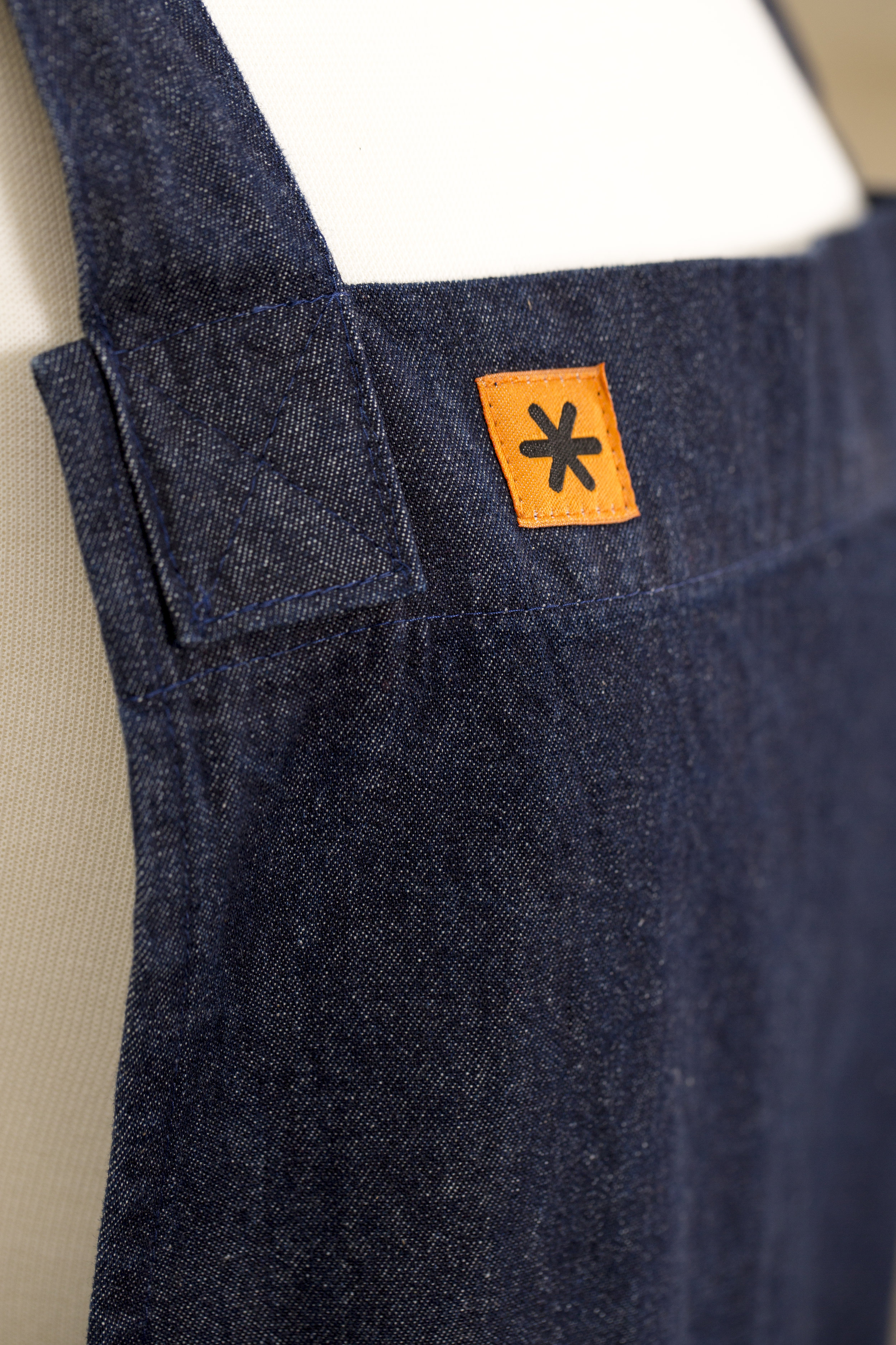 Detail of the Denim Susie Pianfore Apron from The Stitch Society.JPG