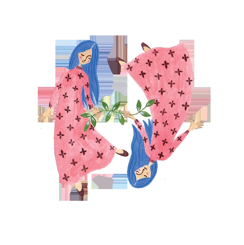 Illustrations: FLORA WAYCOTT