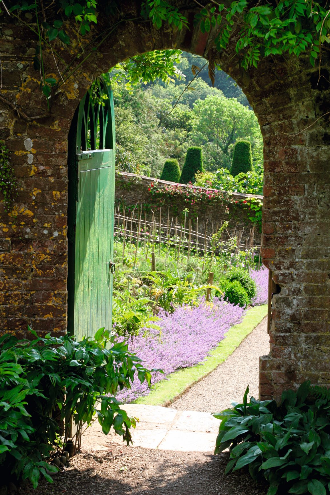 Why We Love A Secret Garden The Simple Things