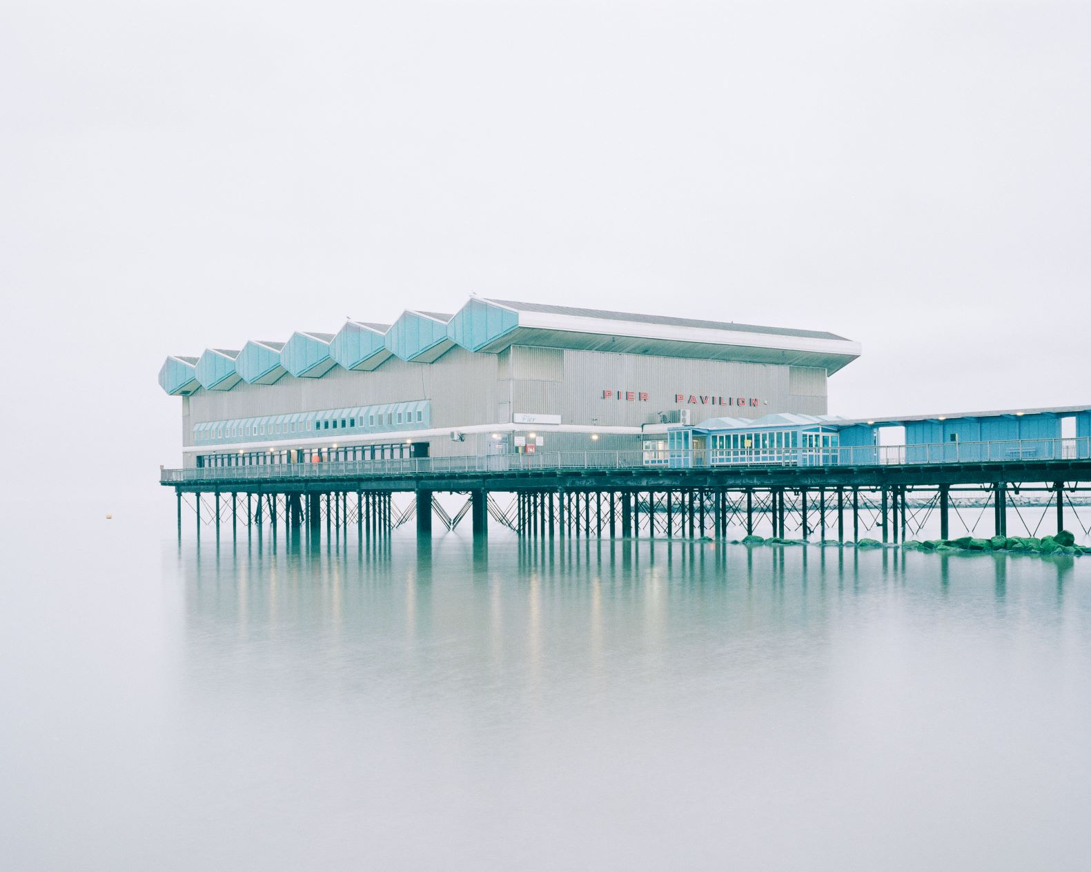 Herne Bay Pier by Rob Ball