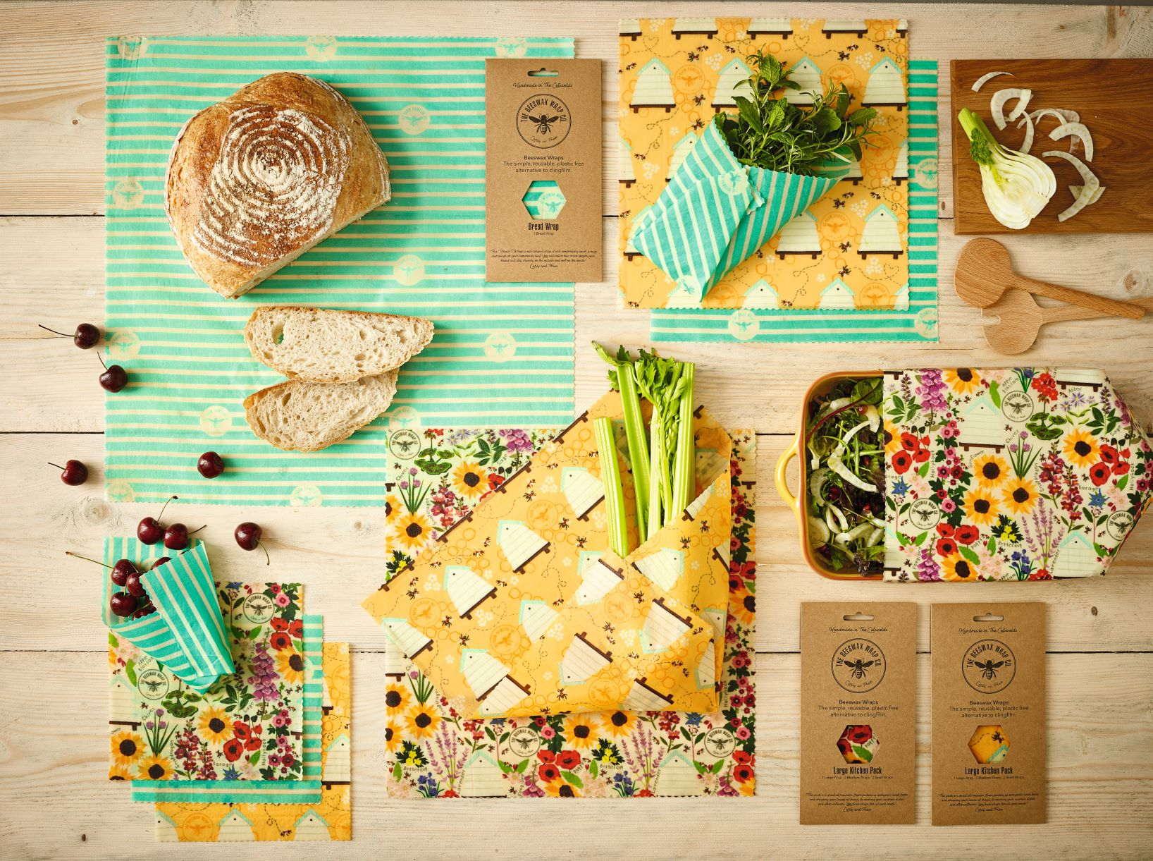Photography: The Beeswax Wrap Company