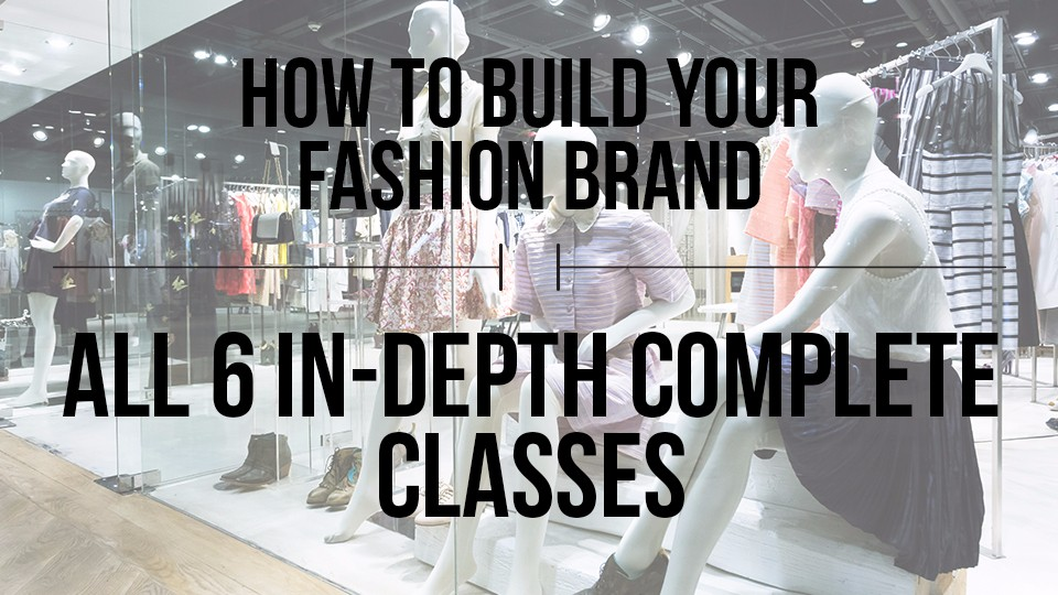 How to build a fashion brand