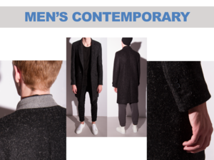 Apparel design development and manufacturing — Fashion Business