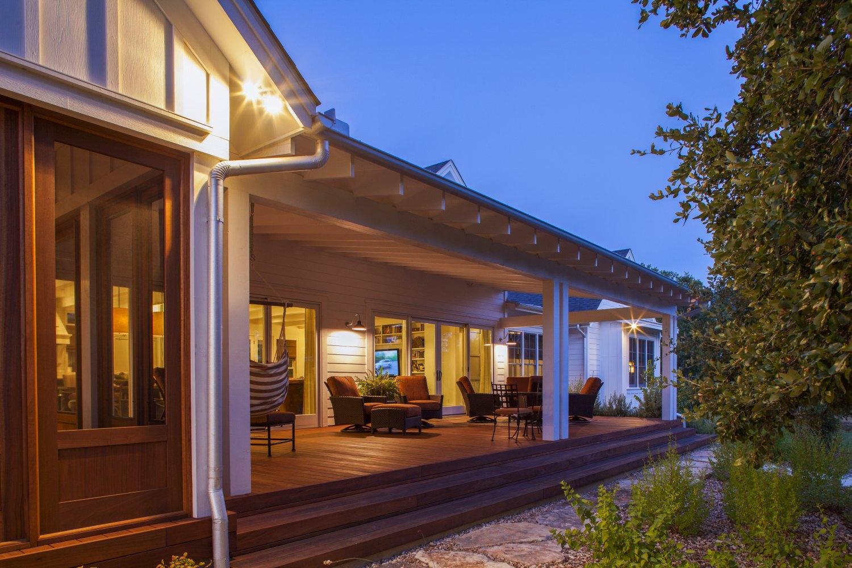 Architecture Home Elegant Farmhouse patio