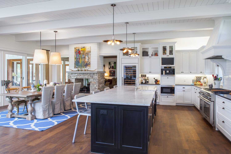 Architecture Home Elegant Farmhouse kitchen