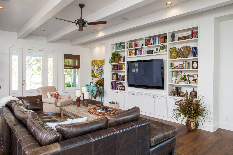 Architecture Home Elegant Farmhouse family