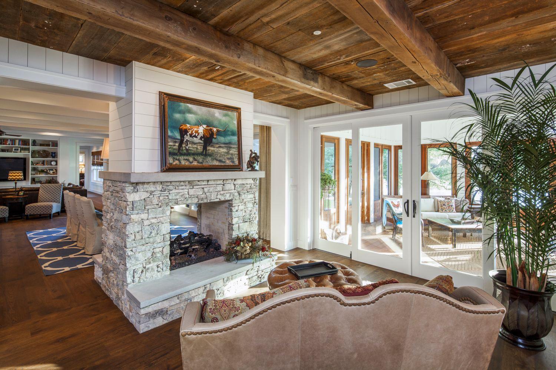 Architecture Home Elegant Farmhouse living