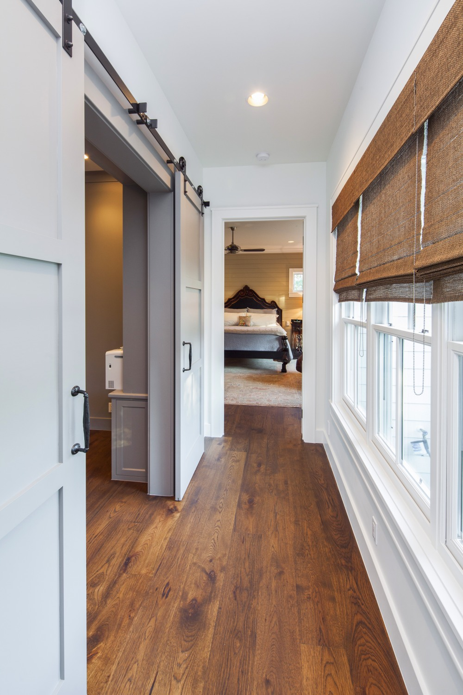 Architecture Home Elegant Farmhouse hallway