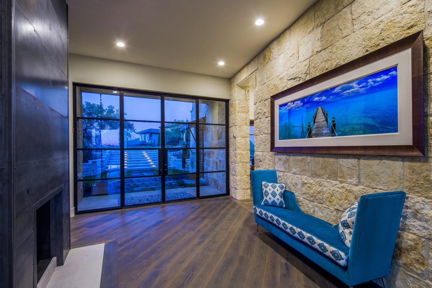 Architecture Home Musket Contemporary entry