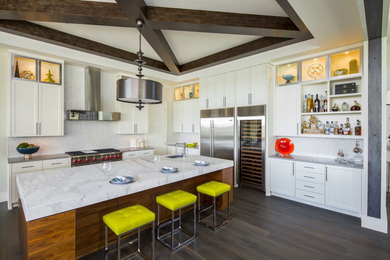 Architecture Home Musket Contemporary kitchen