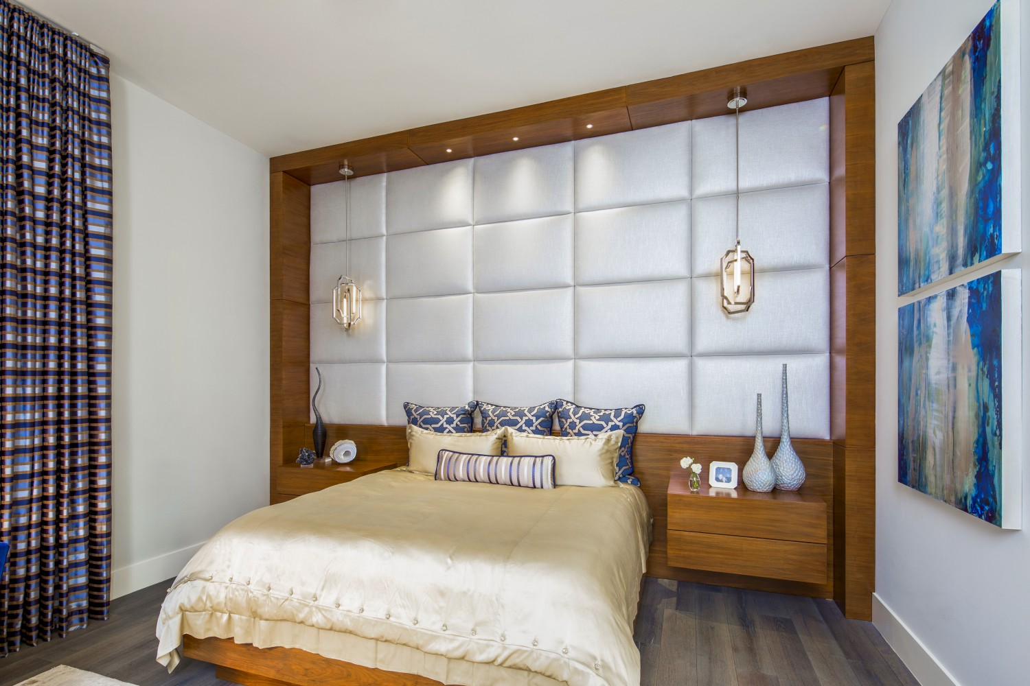 Architecture Home Musket Contemporary bedroom