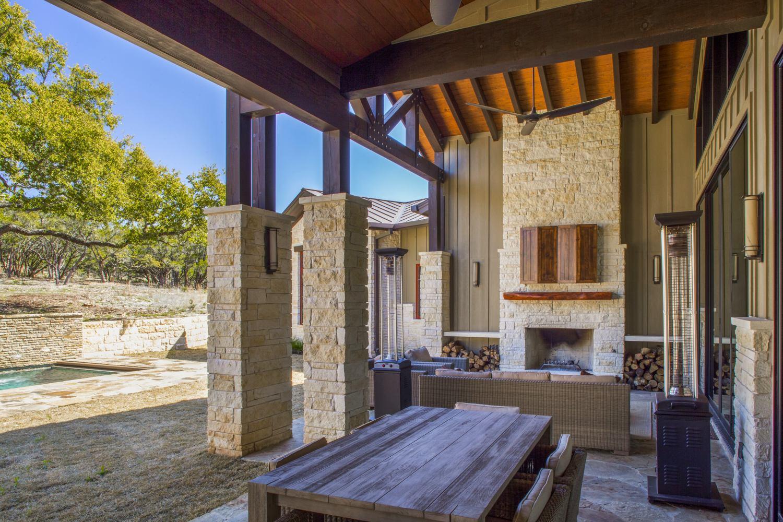 Architecture Home Hill country farmhouse patio