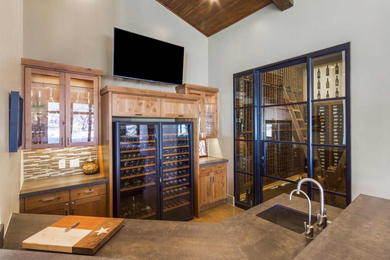 Architecture Home Hill country farmhouse wine cellar