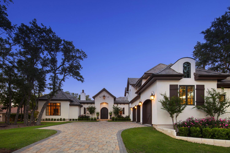 Architecture Home European simplicity exterior