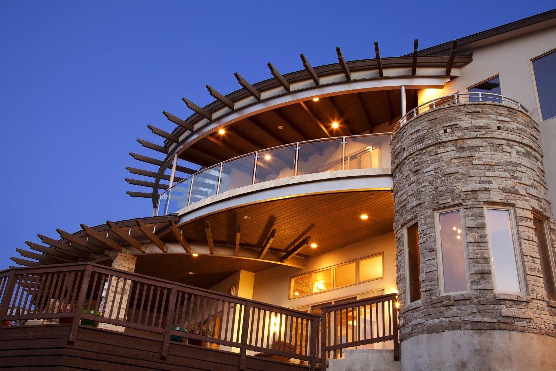 Architecture Home Cuesta Contemporary exterior