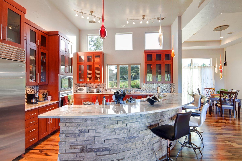 Architecture Home Cuesta Contemporary kitchen